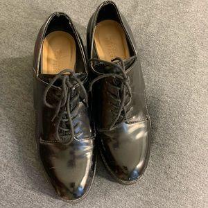 School girl heels by Zara